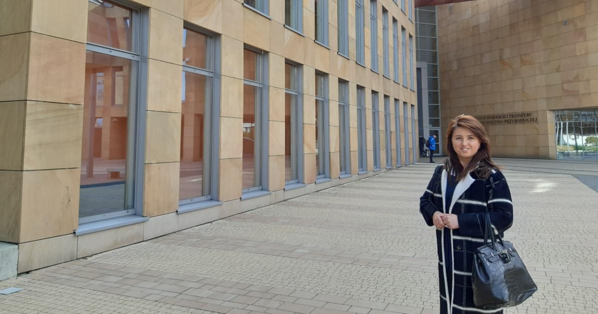 Stazhuvannia u Zheshuvskomu universyteti