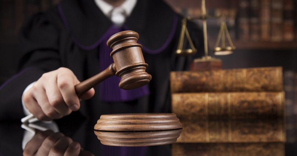 judge law concept