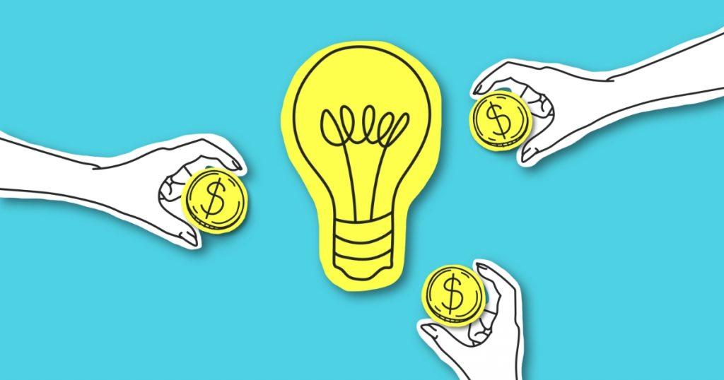 Social Money Community Concept