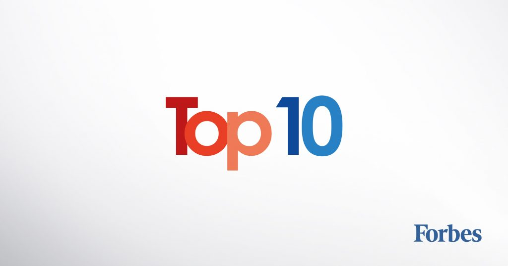 Top 10 Forbes Ukraine