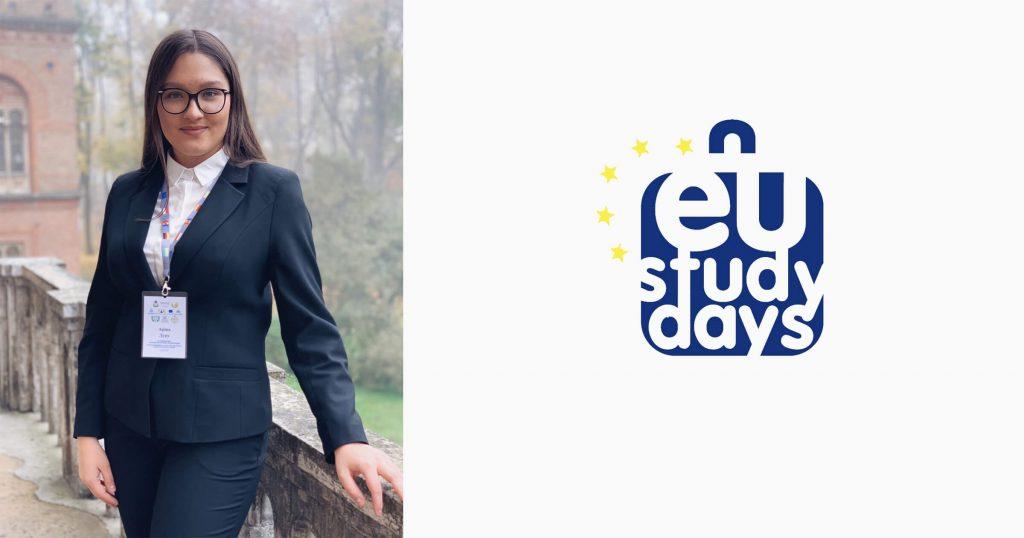 Arina Lupu EU Study Days