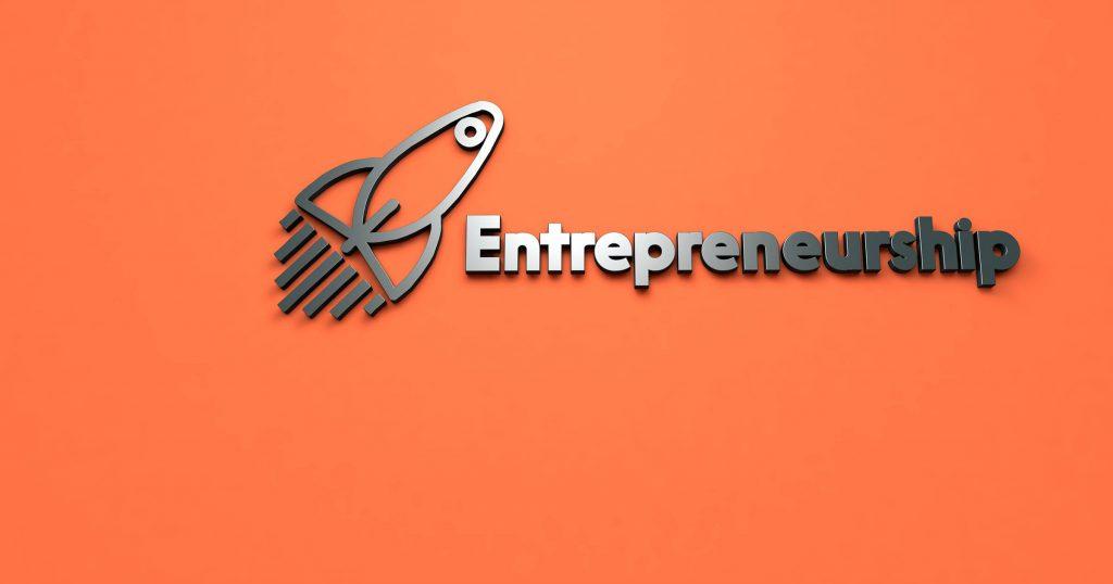 entrepreneurship word concept